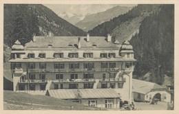 TRAFOI-BOLZANO-ALBERGO = POSTA =CARTOLINA NON VIAGGIATA ANNO 1925-935 - Bolzano