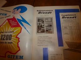 1971 Catalogue SCAME  Chaine De Magasins De Distribution En 1200 Points De Vente . - Frankreich