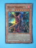 Drago Tiranno - Serie RETRO PACK 2 - 2009 - RP02 IT056 Card Rara - Yu-Gi-Oh