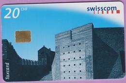 Télécarte Suisse °° SE.31. Bellinzona  - 20CHF - CL1 -  03.1998 - R. - Suisse