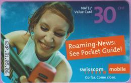Télécarte Prépayée °°Suisse - Swisscom-See Pocket-CHF.30-2843-RV. - Suisse