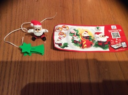 Kinder SE276 (Père Noël) Avec BPZ - Montables