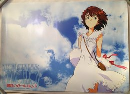 Vintage Poster : Neon Genesis Evangelion : Koutetsu No Girlfriend - Posters