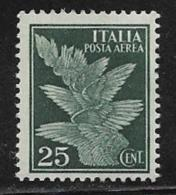 Italy, Scott # C12 Mint Hinged Wings,1932 - 1900-44 Vittorio Emanuele III