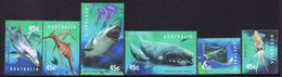 AUSTRALIA, 1998 PLANET OCEAN 6 MNH MNH - 1990-99 Elizabeth II