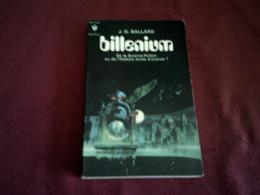 BILLENIUM  JG BALLARD - Marabout SF