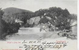 AK 0113  Innsbruck - Sillfall Und Berg Isel / Vwerlag Stengel & Co Um 1901 - Innsbruck