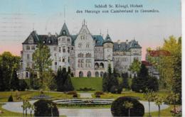 AK 0113  Gmunden - Schloss Cumberland / Verlag Braun & Co Um 1919 - Gmunden