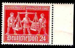 Allemagne Interzone Poste N** Yv:57/58 Foire De Hanovre Bord De Feuille - American,British And Russian Zone