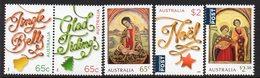 AUSTRALIA, 2018 XMAS 5 MNH - 2010-... Elizabeth II