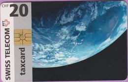Télécarte Suisse °° SE.13. La Terre - 20CHF - Gem2 - 04.97-05-99 -R. - Suisse