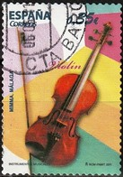 Spain 2011 - Musical Instruments : Violin ( Mi 4580 - YT 4287 ) - 1931-Aujourd'hui: II. République - ....Juan Carlos I
