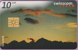 Télécarte Suisse °° SE.21. Lucendro - 10CHF - Gem2 - 12.1997 - R. - Suisse