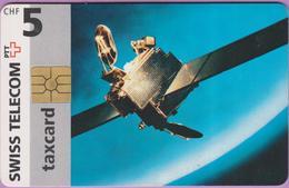 Télécarte Suisse °° SE.11. Satellite - 5CHF - Gem2 - 04.1997 - R. - Suisse