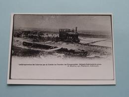 Indijkingswerken Der SCHORREN Aan De SCHELDE Ten Noorden PROPERPOLDER > Copie Van Foto / Postkaart ! - Lieux