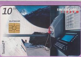 Télécarte Suisse °° SE.45. Barrage Luzzone - 10CHF - Gem2 - 12.1998 - R. - Suisse