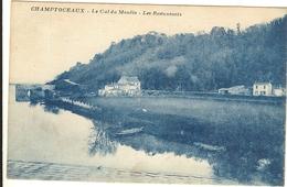 49 - CHAMPTOCEAUX  - Le Cul Du Moulin - Les Restaurants  56 - Champtoceaux
