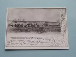 Indijkingswerken Der SCHORREN Aan De SCHELDE Ten Noorden PROSPERPOLDER > Copie Van Foto / Postkaart ! - Lieux