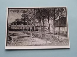 KIELDRECHT - PROSPERPOLDER Oud Verblijf Hertog / Duc D'Arenberg> Copie Van Foto / Postkaart ! - Lieux