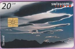 Télécarte Suisse °° SE.22. Basodino - 20CHF - Gem2 - 12.1997 - R. - Suisse