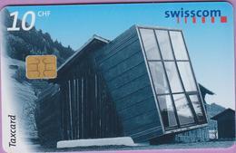 Télécarte Suisse °° SE.30. Surrein Atelier Simon - 10CHF - CL1 - 03.1998 - R. - Suisse