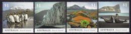 AUSTRALIA, 2017 HEARD ISLAND 4 MNH - 2010-... Elizabeth II