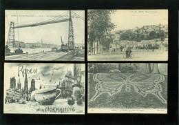 Lot De 60 Cartes Postales De France  Seine - Maritime  Rouen    Lot Van 60 Postkaarten Van Frankrijk ( 76 ) - 60 Scans - Cartes Postales