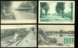 Lot De 20 Cartes Postales De France  Tarn - Et - Garonne        Lot Van 20 Postkaarten Van Frankrijk ( 82 ) - 20 Scans - Cartes Postales
