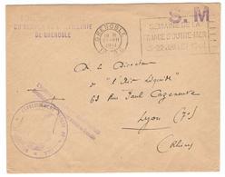 11797 - FRANCE DOUTREMER - Storia Postale