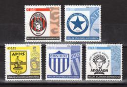 GREECE SPORTS CLUB 2006 MNH - Greece