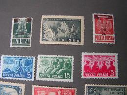 Polen , 1948  Kl., Lot  ** MNH 'z.B. 420 ,  434 ,407 .. Und Andere - 1944-.... Republic