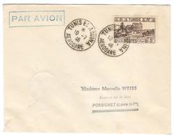 11817 - EL AOUINA - Airmail