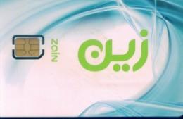 Saudi Arabia GSM  SIM Cards,  (1pcs,MINT)(sample) - Saudi Arabia