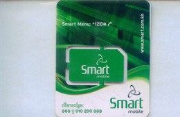 Cambodia GSM  SIM Cards, (1pcs,MINT) - Kambodscha
