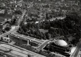 ! Düsseldorf, Rheinterassen, Luftbild 1938, Moderner Abzug Nr. 39572, Format 17,8 X 12,7 Cm - Duesseldorf