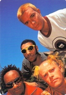 Kalender Calendrier - 1998 - Pub Reclame - The Prodigy - Calendriers