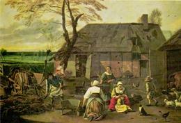 Kalender Calendrier - 1984 - Pub Reclame - Drukkerij De Burck - Gavere - Calendriers