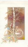 Kalender Calendrier - 1995 - Pub Reclame - Papierwaren Magellan - St Amandsberg - Petit Format : 1991-00