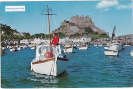 Mont Orgueil Castle, Jersey - Boats, Yachts, Ships - (Channel Islands) - Jersey
