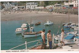 Rozel Harbour, Jersey - Boats, Yachts, Ships - (Channel Islands) - Jersey