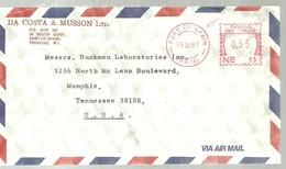 LETTER 1981 PORT OF SPAIN - Trinidad Y Tobago (1962-...)