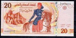 20 Dinars Du 20-03-2011 Neuf   / 20 Dinars UNC - Tunisie
