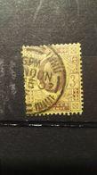 GRANDE BRETAGNE Yv111 Edouard 7  3p Brun Lilas - Used Stamps