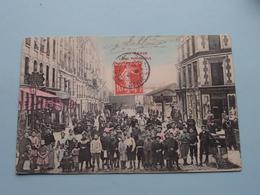 Rue MONTGALLET () Anno 1909 ( Voir Photo ) ! - France