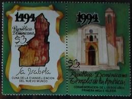 Dominicana 1994 ** MNH - Dominicaine (République)