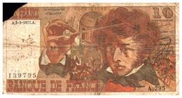 Billets >  France > 10  F 1977 - 1962-1997 ''Francs''