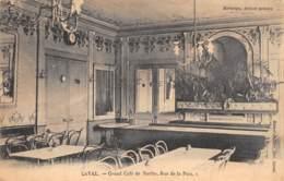 MAYENNE  53  LAVAL  GRAND CAFE DE SARTHE, RUE DE LA PAIX - Laval