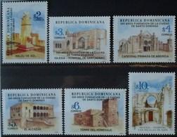 Dominicana 1998 500 Años Fundacion De La Ciudad De Santo Domingo ** MNH - Dominicaine (République)