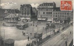 Carte Postale Ancienne De Carte Postale Ancienne De Lorient La Place Alsace Lorraine - Lorient