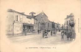 HAUTE MARNE  52  SAINT DIZIER   L'EGLISE DE GIGNY - Saint Dizier